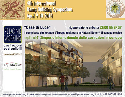4th INTERNATIONAL HEMP BUILDING SYMPOSIUM 2014